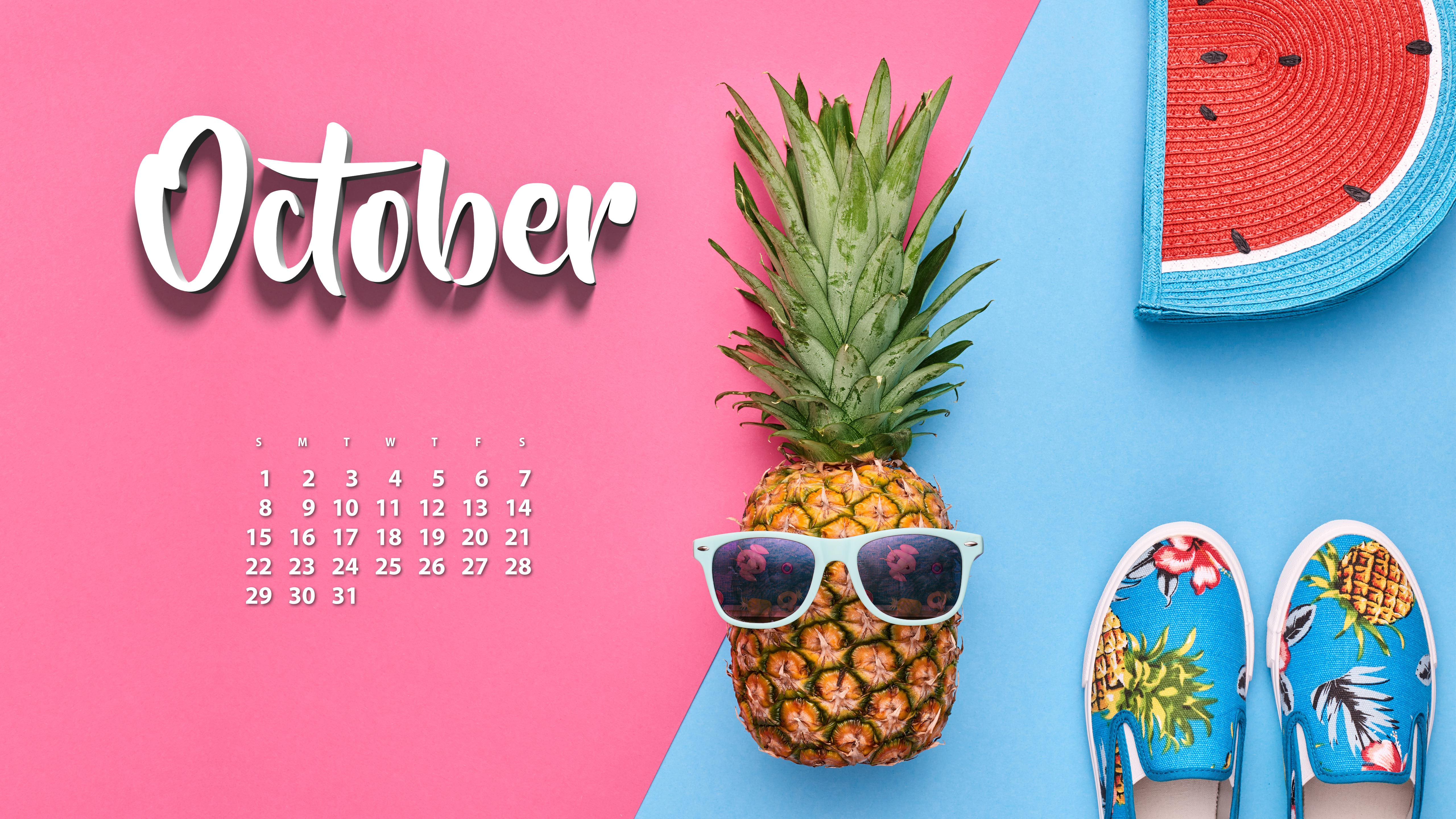 Flicker Leap October 2017 Wallpaper