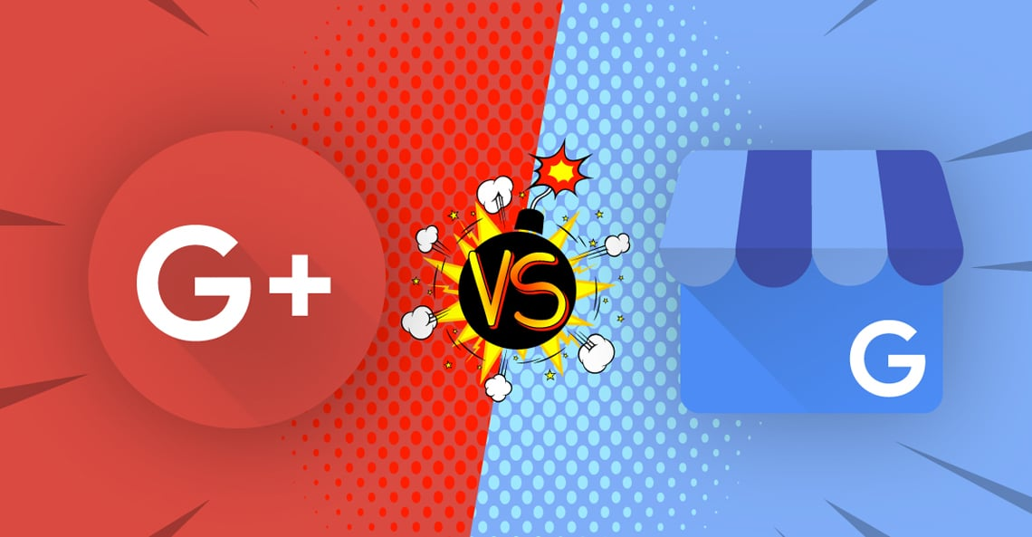 Google Plus and Google My Business