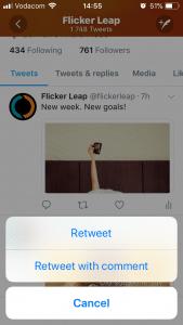 quote a tweet screenshot