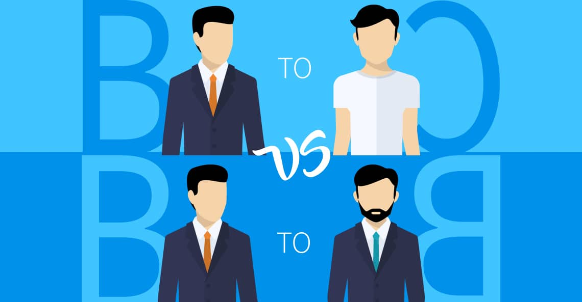 B2C Vs B2B Marketing