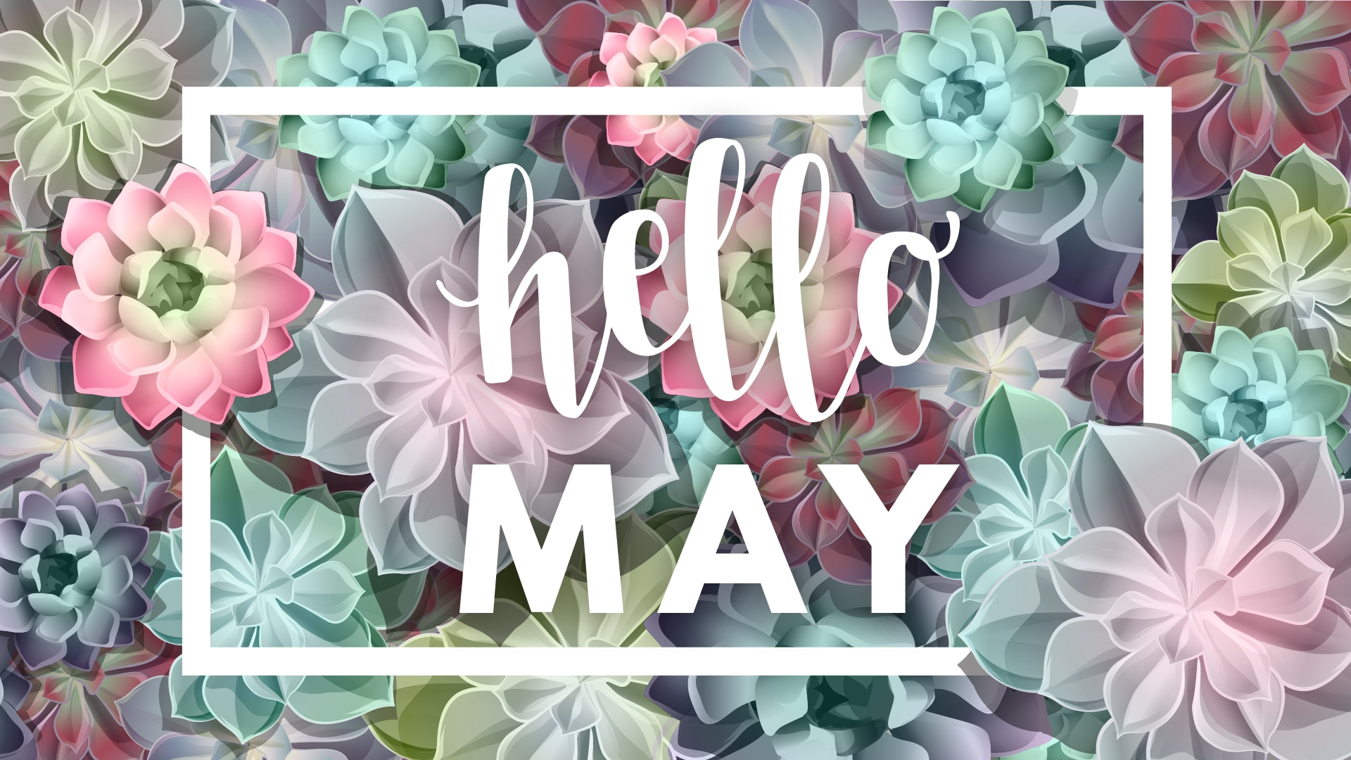 May 2019 Wallpaper Flicker Leap