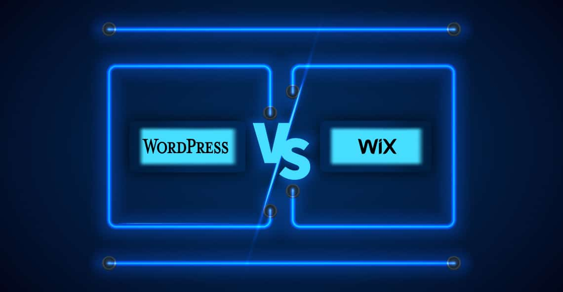 WordPress Versus Wix: The Development Debate