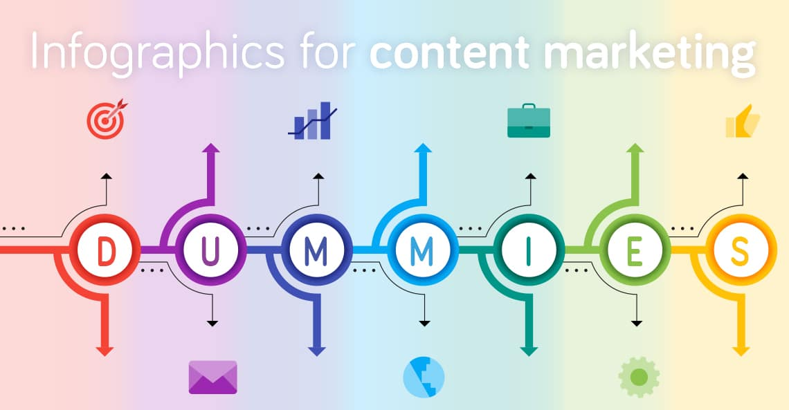 Infographics For Content Marketing Dummies
