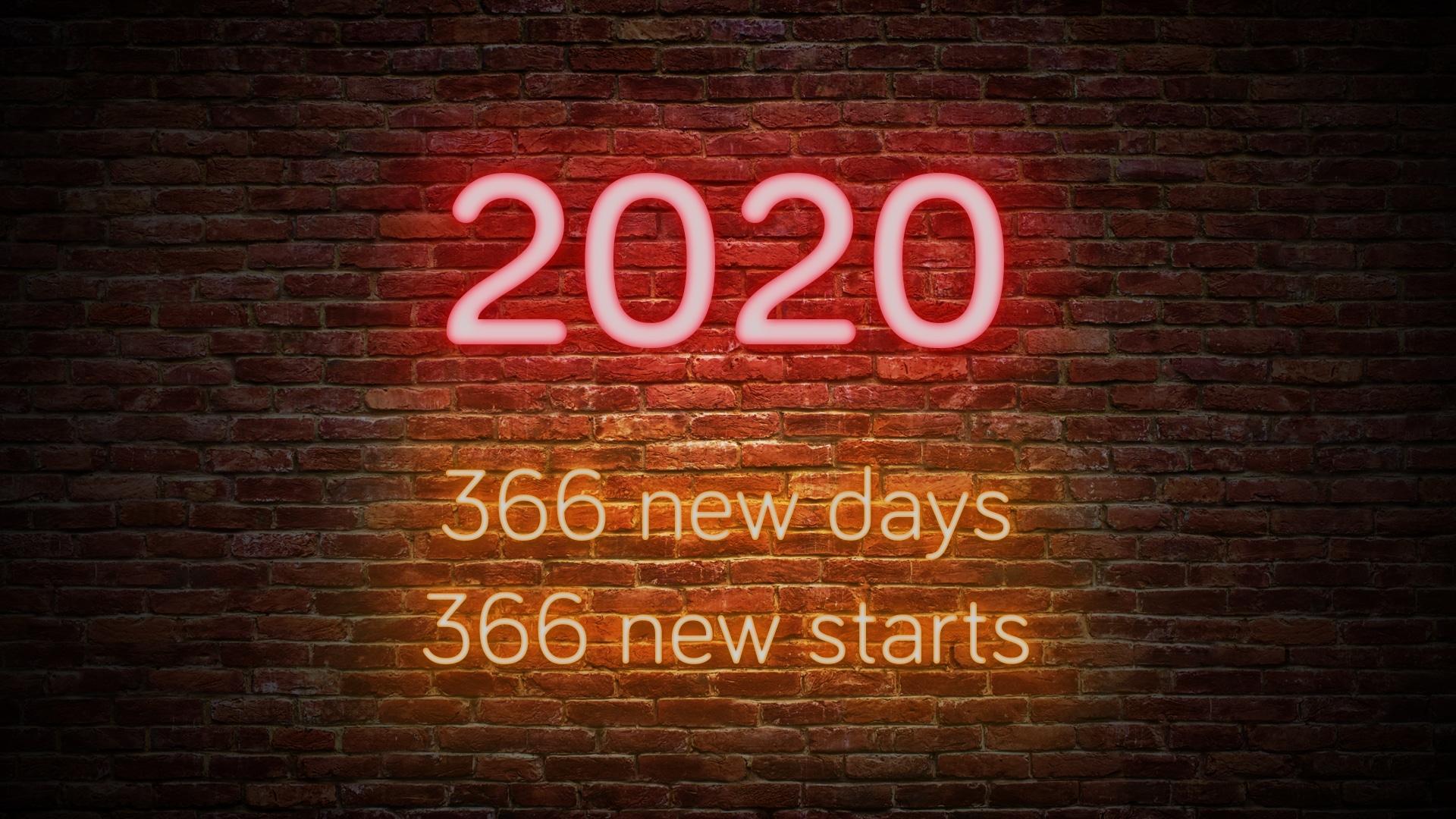 January 2020 Wallpaper For Desktop And Mobile