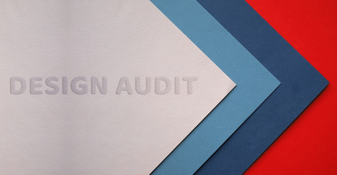 Conduct A Design Audit To Strengthen Your Brand